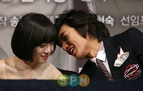 Lee Min Ho y Goo Hye Sun: Crónicas de un romance anunciado? # 1