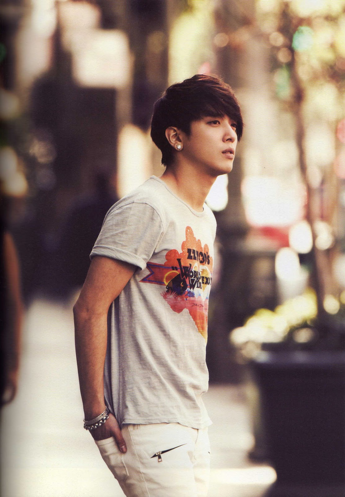 Especial Feliz Cumpleaños Jung Yong Hwa] – Su biografia y la ...