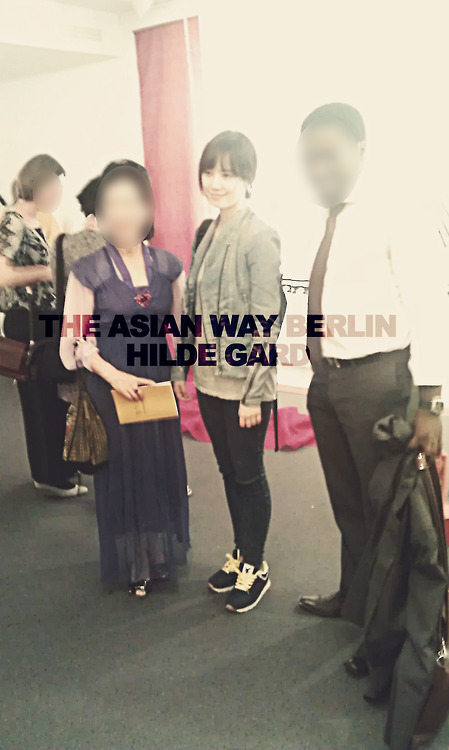 THE ASIAN WAY BERLIN HILDE GARD