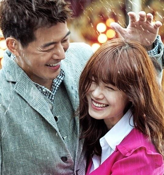 Lee Sang Yoon y Goo Hye Sun detras de camaras – Korean People