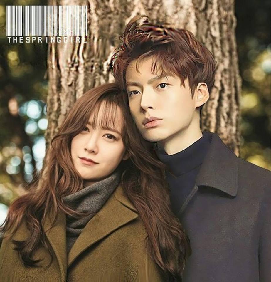 Ahn Jae Hyun Goo Hye Sun